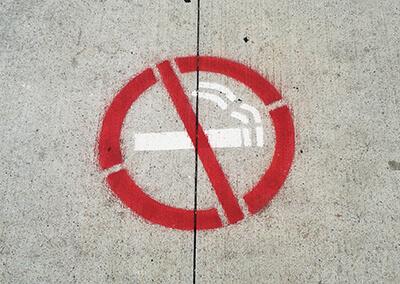 No Smoking Day Template