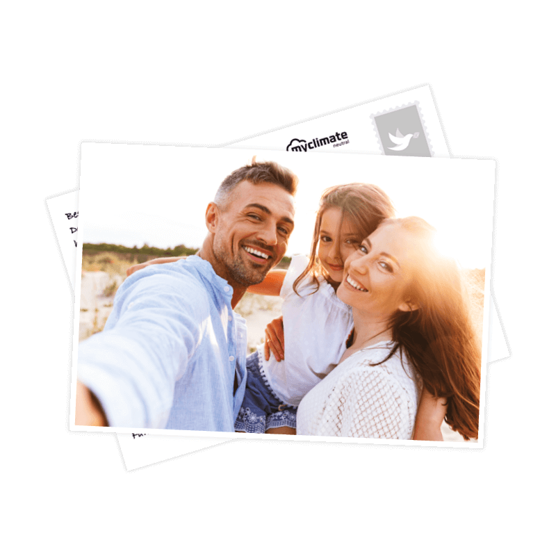 Refer a friend Postcard